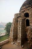 Ruinas de Hauz Khas Fotos de archivo libres de regalías