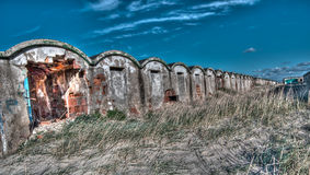 Ruinas de Hdr Imagen de archivo