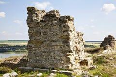 Ruinas de Hotin Fotografía de archivo libre de regalías