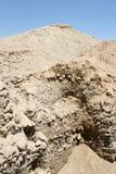 Ruinas de Jericho viejo Fotos de archivo libres de regalías