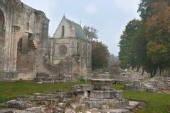 Ruinas de la abadía Imagen de archivo