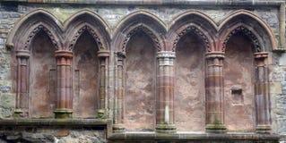 Ruinas de la abadía, Ardfert, Irlanda Fotografía de archivo
