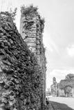 Ruinas de la abadía C de Glastonbury Imagen de archivo