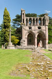 Ruinas de la abadía de Dryburgh, Escocia Imágenes de archivo libres de regalías