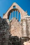 Ruinas de la abadía de Dryburgh, Escocia Fotos de archivo