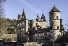 Ruinas de la abadía de Hirsau Fotografía de archivo libre de regalías