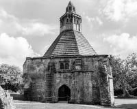 Ruinas de la abadía I de Glastonbury Imagen de archivo