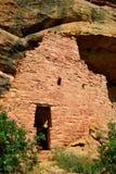 Ruinas de la casa de árbol, Mesa Verde Fotografía de archivo libre de regalías