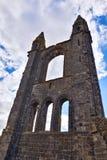 Ruinas de la catedral del St Andrews Fotografía de archivo libre de regalías
