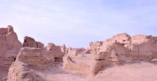 Ruinas de la ciudad antigua Fotografía de archivo libre de regalías