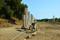 Ruinas de la ciudad antigua de la cara 2 Fotos de archivo