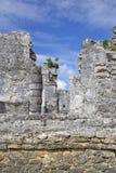 Ruinas de la ciudad de Tulum Fotografía de archivo