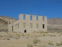 Ruinas de la escuela en riolita Foto de archivo
