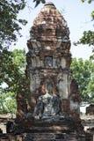 Ruinas de la fe antigua Fotos de archivo