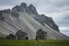 Ruinas de la granja Imágenes de archivo libres de regalías