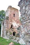 Ruinas de la iglesia Imagen de archivo libre de regalías