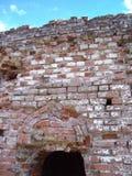 Ruinas de la iglesia vieja Foto de archivo libre de regalías