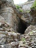 Ruinas de la obscuridad Fotos de archivo libres de regalías