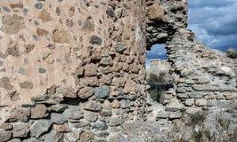 Ruinas de la piedra Foto de archivo