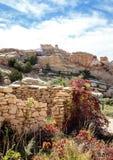 Ruinas de la reserva Fotografía de archivo libre de regalías