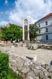 Ruinas de Maria Magdalena Church Fotos de archivo libres de regalías