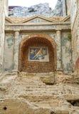 Ruinas de Pompeya, Italia Fotografía de archivo libre de regalías