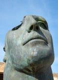 Ruinas de Pompeya - Italia imagen de archivo