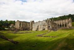 Ruinas de Rievalux Foto de archivo