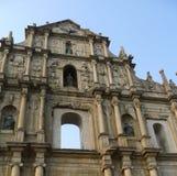 Ruinas de San Pablo Imagenes de archivo