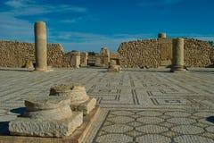 Ruinas de Sbeitla Fotografía de archivo