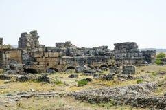 Ruinas de una ciudad antigua Imagen de archivo