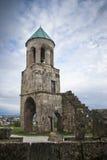Ruinas de una iglesia vieja en Georgia Fotografía de archivo libre de regalías