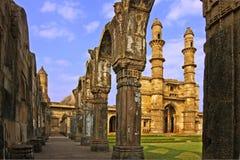 Ruinas de una mezquita antigua Fotografía de archivo