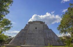 Ruinas de Uxmal foto de archivo