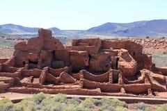 Ruinas de Wutapi Fotos de archivo