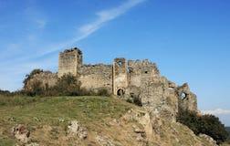 Ruinas del castillo Foto de archivo libre de regalías