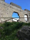 Ruinas del castillo de Casares Fotos de archivo libres de regalías