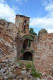 Ruinas del castillo de Golshanskiy Imagen de archivo libre de regalías