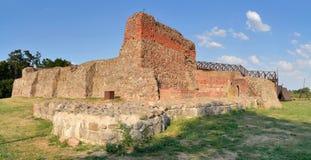 Ruinas del castillo, Venecia, Polonia Fotos de archivo