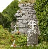 Ruinas del Celtic Foto de archivo
