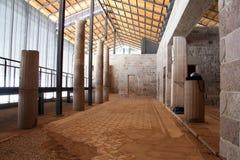 Ruinas del chalet Foto de archivo
