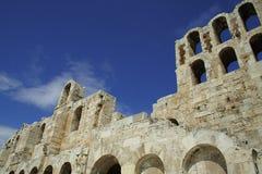 Ruinas del Griego Imagen de archivo libre de regalías