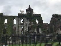 Ruinas del hospital de la viruela Foto de archivo libre de regalías