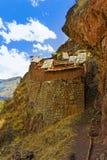 Ruinas del inca Imagen de archivo libre de regalías