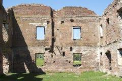 Ruinas del ladrillo antiguo Imagen de archivo