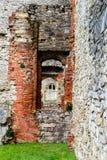 Ruinas del monasterio cisterciense de la abadía C de Netley Imagen de archivo