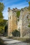 Ruinas del monasterio de Bonaval Fotografía de archivo libre de regalías