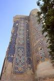 Ruinas del palacio de Aksaray de Tamerlán en Shakhrisabz, Uzbekistán Imagen de archivo libre de regalías
