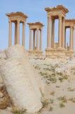 Ruinas del Palmyra imágenes de archivo libres de regalías
