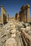 Ruinas del Palmyra, Siria Imagenes de archivo